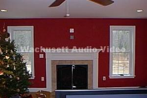 Fireplace TV-1